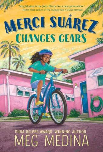 Merci Suárez Changes Gears - best latino middle-grade books