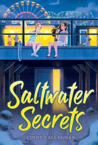 saltwater secrets - best sister books for tweens