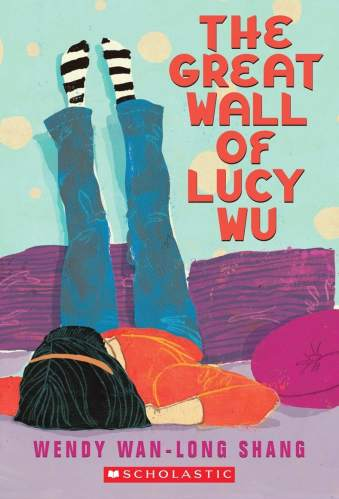 The Great Wall of Lucy Wu - Middle-Grade Books About Food