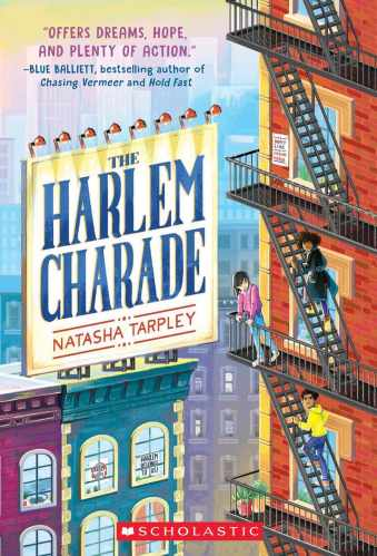 the harlem charade - black middle-grade books
