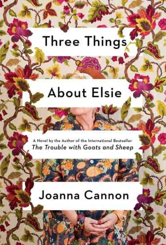 three things about elsie - best books with an older protagonist