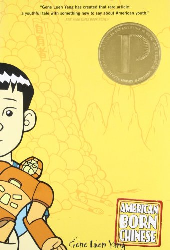 American Born Chinese - best graphic novels for middle school