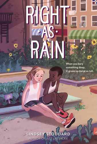 Right As Rain - best middle-grade books about families