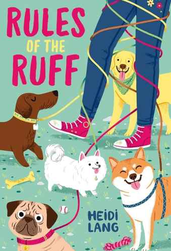 Rules of the Ruff - Best Middle Grade Books About Dogs