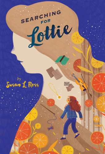 Searching for Lottie - best middle-grade historical fiction