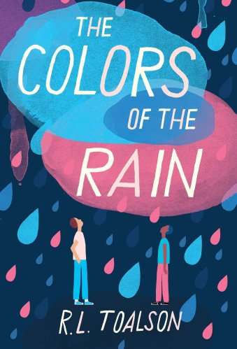 colors of the rain - middle-grade novels in verse