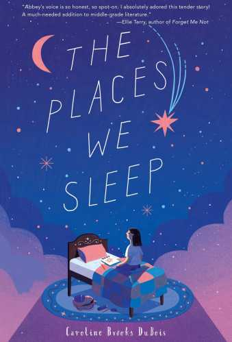 books for seventh graders - the places we sleep