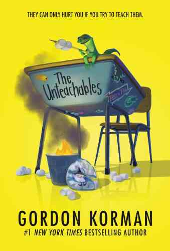 the unteachables - Best Funny Middle-Grade Books