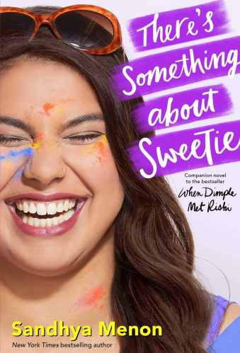 Best Asian YA Books - there's something about sweetie