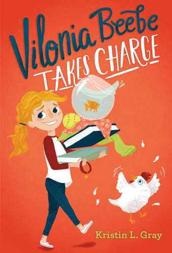 Violinia Beebe Takes Charge - backlist middle-grade books