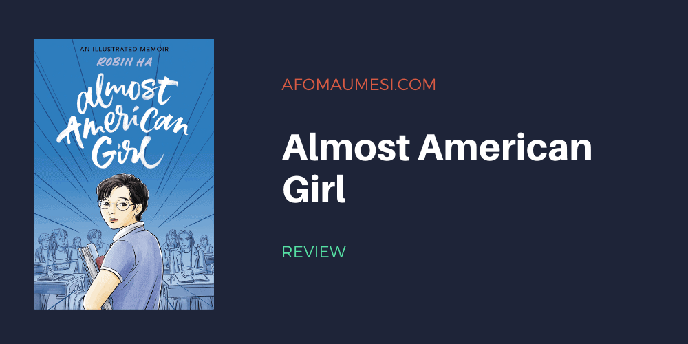 almost american girl book review