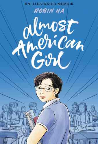 Almost American Girl - middle-grade books about immigration
