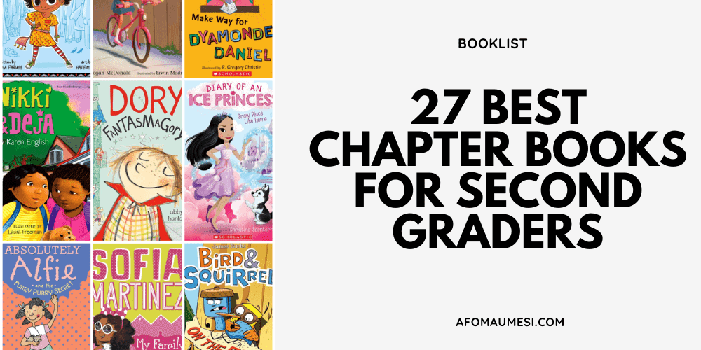 best chapter books for second graders