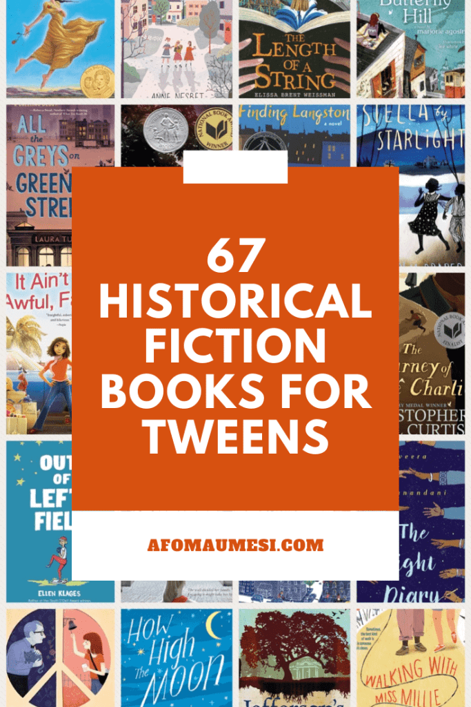 best middle-grade historical fiction books
