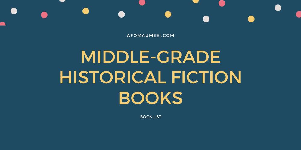 - best middle-grade historical fiction