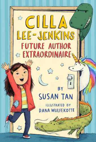 Middle-Grade Books with Biracial Protagonists - Cilla Lee-Jenkins: Future Author Extraordinaire