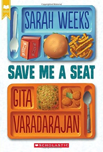 Save Me a Seat - best chapter books for fourth graders