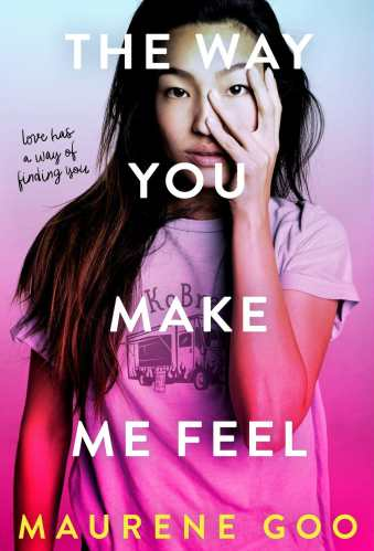 Best Asian YA Books - the way you make me feel