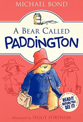 A Bear Called Paddington - Best Early Chapter Books for Boys (Ages 6-10)