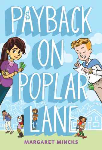 Payback on Poplar Lane (Poplar Kids Book 1) - Best Funny Middle-Grade Books