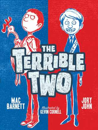 The Terrible Two - The Best Funny Middle-Grade Books
