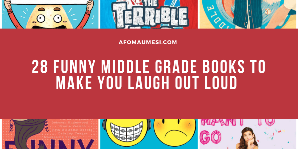 Best Funny Middle-Grade Books