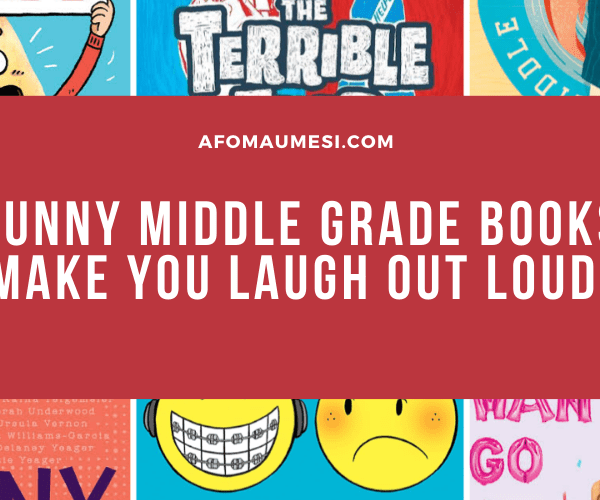 The Best Funny Middle-Grade Books