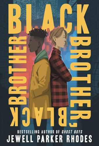 Black Brother, Black Brother - middle-grade books about bullying