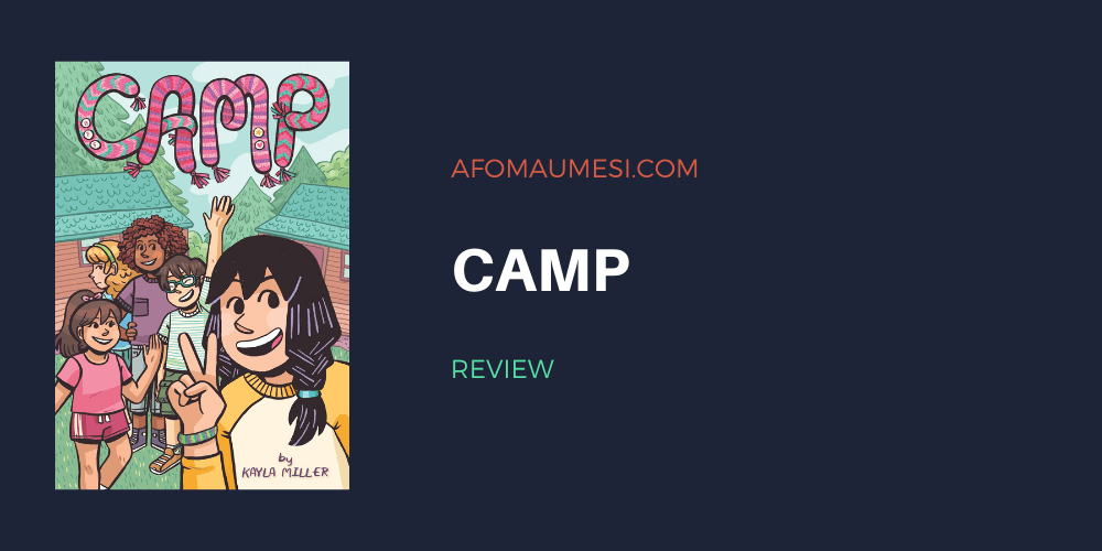 camp kayla miller book review