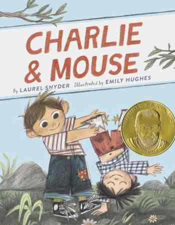 charlie and mouse - Best Early Chapter Books for Boys