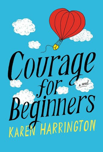 courage for beginners - middle grade books about mental illness