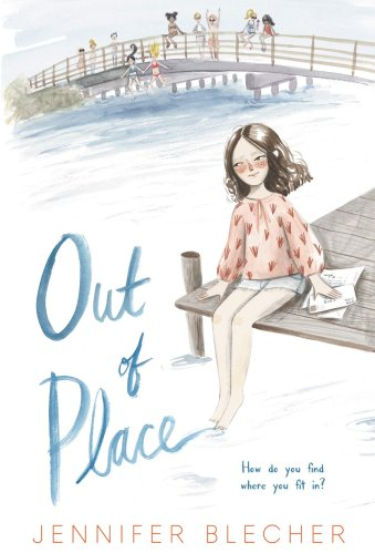 Out of Place - middle-grade books about bullying