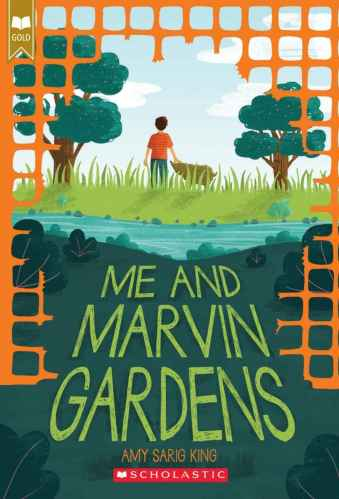 Me and Marvin Gardens - middle-grade books about bullying