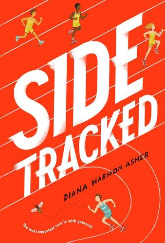 sidetracked - middle grade books about mental illness