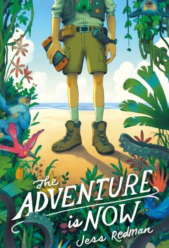 The Adventure Is Now - middle-grade books about bullying
