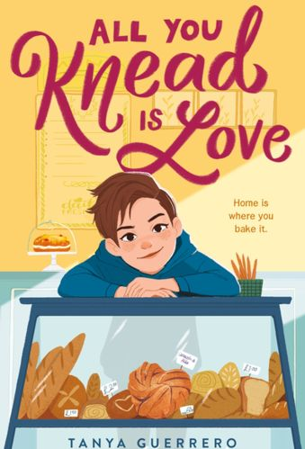 All You Knead Is Love - Middle-Grade Books About Food