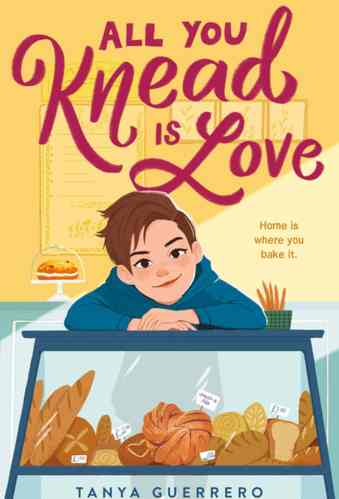 All You Knead Is Love (Spain) - Best Middle Grade Books Set in Europe