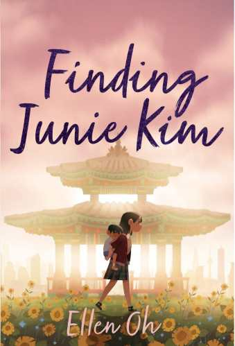 Finding Junie Kim- Middle-Grade Books to Read in 2021