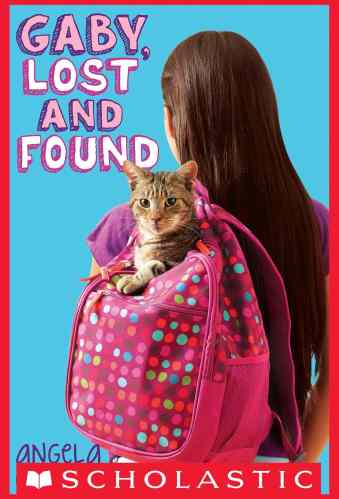 Gaby, Lost and Found - middle-grade books about immigration