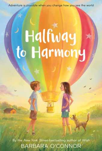 Halfway to Harmony - Middle-Grade Books About Death and Grief