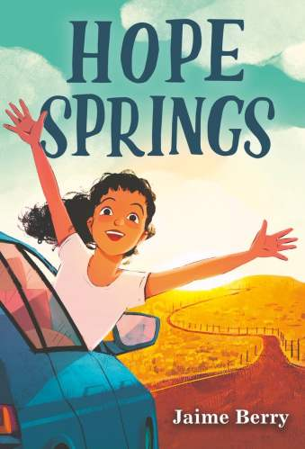 Hope Springs - Middle-Grade Books to Read in 2021