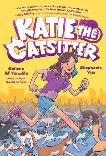 Katie the Catsitter - Middle-Grade Books to Read in 2021