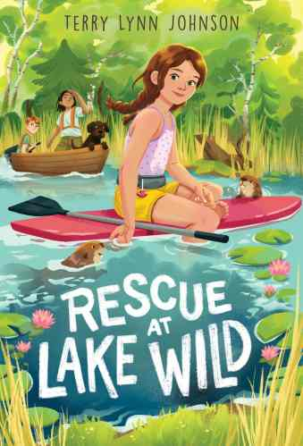 Rescue at Lake Wild - Terry Lynn Johnson