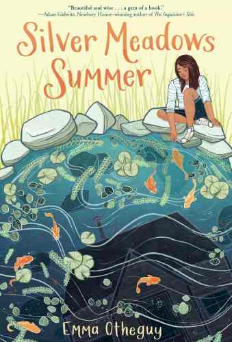 Silver Meadows Summer - middle-grade books about immigration