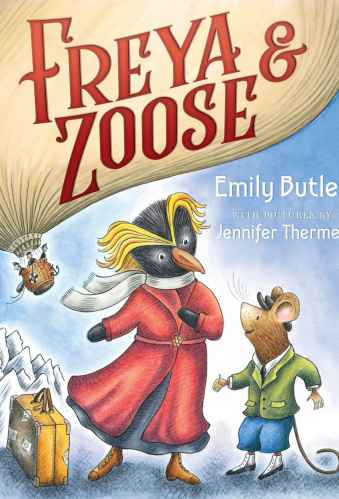 Freya and Zoose - Middle-Grade Books About Animals