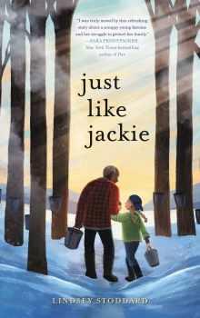 Just Like Jackie - Lindsey Stoddard