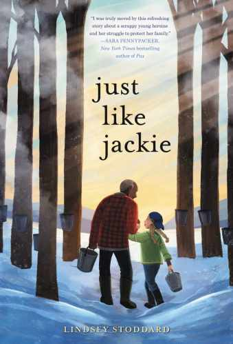 Just Like Jackie - Middle-Grade Books About Grandparents