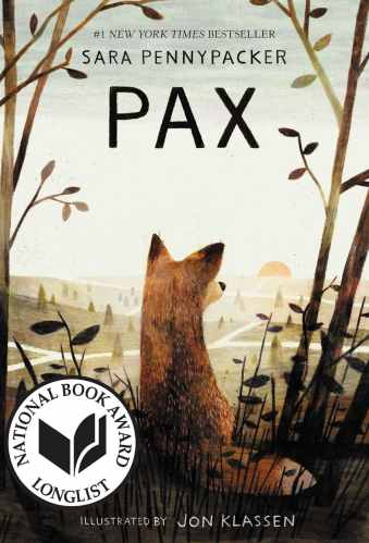 Pax - books like the one and only ivan
