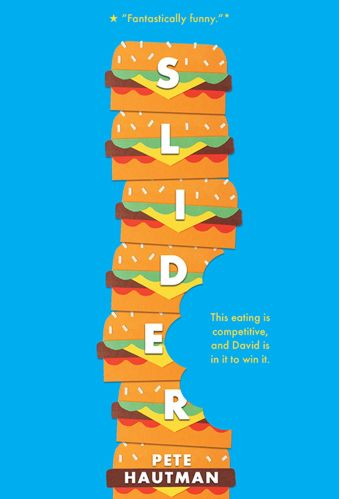 slider - best books for eighth graders