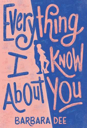 everything i know about you -  Middle-Grade Books About Body Image and Body Positivity